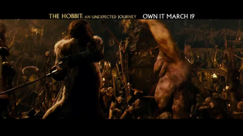 The Hobbit: An Unexpected Journey Blu-ray and DVD TV Spot, 'Own it Today' - Thumbnail 7