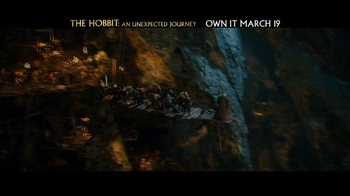 The Hobbit: An Unexpected Journey Blu-ray and DVD TV Spot, 'Own it Today' - Thumbnail 2