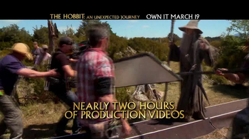 The Hobbit: An Unexpected Journey Blu-ray and DVD TV Spot, 'Own it Today' - Thumbnail 4