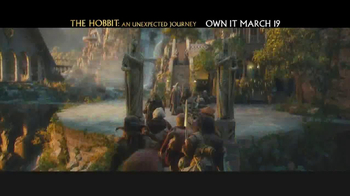 The Hobbit: An Unexpected Journey Blu-ray and DVD TV Spot, 'Own it Today' - Thumbnail 5