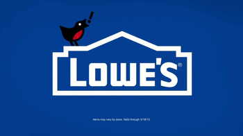 Lowe's TV Spot, 'Mow, Trim, Clear' - Thumbnail 9