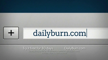 Daily Burn TV Spot - Thumbnail 7