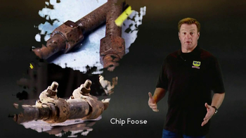 WD-40 Specialist TV Spot, 'Rust Bolt' Featuring Chip Foose
