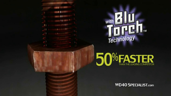 WD-40 Specialist TV Spot, 'Rust Bolt' Featuring Chip Foose - Thumbnail 4