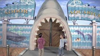 Thomas & Friends TV Spot, 'Shark Exhibit' - Thumbnail 1