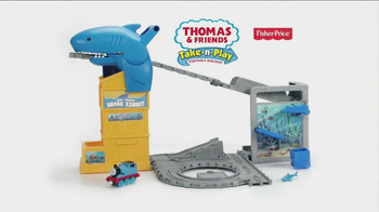 Thomas & Friends TV Spot, 'Shark Exhibit' - Thumbnail 9