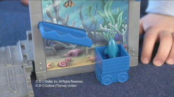 Thomas & Friends TV Spot, 'Shark Exhibit' - Thumbnail 6