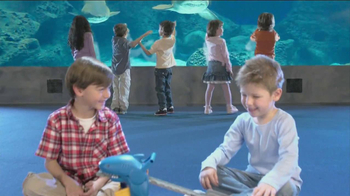 Thomas & Friends TV Spot, 'Shark Exhibit' - 103 commercial airings