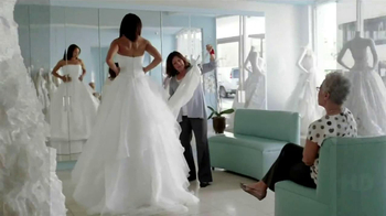 Toviaz TV Spot, 'Wedding Dress'