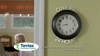 Toviaz TV Spot, 'Wedding Dress' - Thumbnail 7