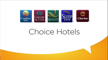 Choice Hotels TV Spot, 'No Screaming' - Thumbnail 10