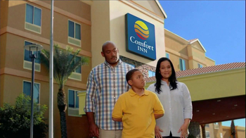Choice Hotels TV Spot, 'No Screaming' - Thumbnail 7