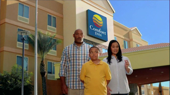 Choice Hotels TV Spot, 'No Screaming' - Thumbnail 9