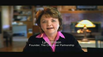 The Caregiver Partnership TV Spot, 'Bladder Control'