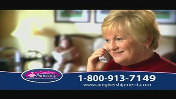 The Caregiver Partnership TV Spot, 'Bladder Control' - Thumbnail 7