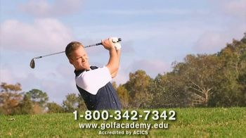 Golf Academy of America TV Spot, 'Marine Corps Veteran'