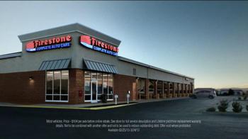 Firestone Complete Auto Care Brake Service TV Spot, 'There They Go' - Thumbnail 2
