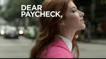 JCPenney TV Spot, 'Dear Paycheck' Song by Keegan DeWitt