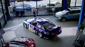 NASCAR TV Spot, 'Ford Fusion' Featuring Brad Keselowski - Thumbnail 1