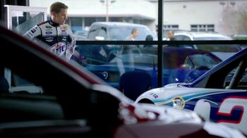 NASCAR TV Spot, 'Ford Fusion' Featuring Brad Keselowski - Thumbnail 2