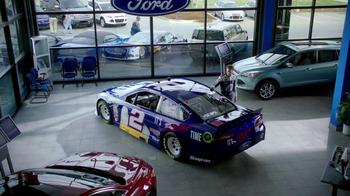 NASCAR TV Spot, 'Ford Fusion' Featuring Brad Keselowski - Thumbnail 3