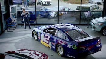 NASCAR TV Spot, 'Ford Fusion' Featuring Brad Keselowski - Thumbnail 4