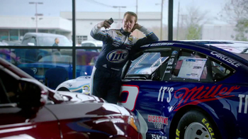 NASCAR TV Spot, 'Ford Fusion' Featuring Brad Keselowski