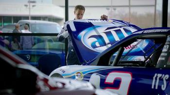 NASCAR TV Spot, 'Ford Fusion' Featuring Brad Keselowski - Thumbnail 8