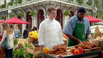 Applebee's 2 for $20 TV Spot, 'Only the Best: Market' - Thumbnail 5