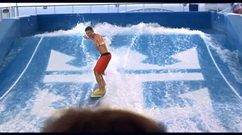 Royal Caribbean Cruise Lines TV Spot Featuring Kristin Chenoweth - Thumbnail 3