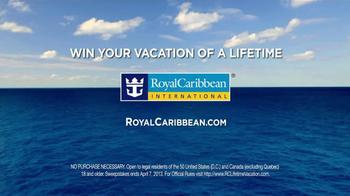 Royal Caribbean Cruise Lines TV Spot Featuring Kristin Chenoweth - Thumbnail 6