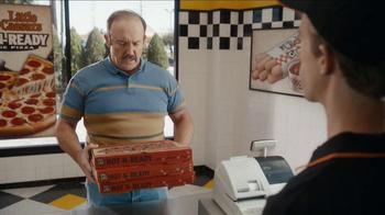 Little Caesars Hot-N-Ready Pizza TV Spot, 'Something New' - Thumbnail 1