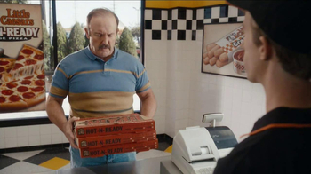 Little Caesars Hot-N-Ready Pizza TV Spot, 'Something New' - 938 commercial airings