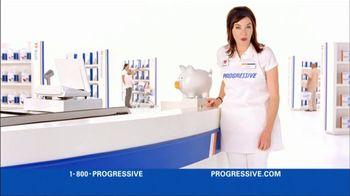 Progressive TV Spot 'Piggy' - 142 commercial airings