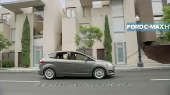 Ford C-Max Hybrid TV Spot, 'More Space' - Thumbnail 10
