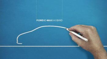 Ford C-Max Hybrid TV Spot, 'More Space' - Thumbnail 4
