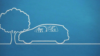 Ford C-Max Hybrid TV Spot, 'More Space' - Thumbnail 6