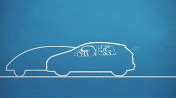 Ford C-Max Hybrid TV Spot, 'More Space' - Thumbnail 7