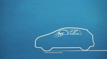 Ford C-Max Hybrid TV Spot, 'More Space' - Thumbnail 8