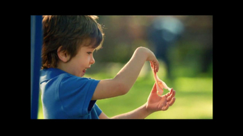 Lysol No-touch Hand Soap TV Spot, 'The Kid Who Touches Everything'