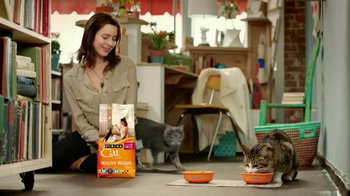 Purina Cat Chow Healthy Weight TV Spot, 'Bookstore' - Thumbnail 8