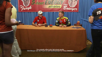 5 Hour Energy TV Spot Featuring Jim Furyk and Clint Bowyer - Thumbnail 2