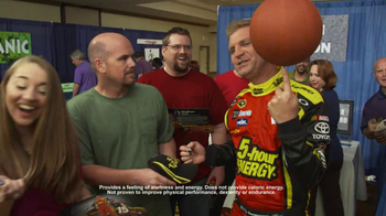 5 Hour Energy TV Spot Featuring Jim Furyk and Clint Bowyer - Thumbnail 3