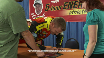 5 Hour Energy TV Spot Featuring Jim Furyk and Clint Bowyer - Thumbnail 5