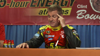 5 Hour Energy TV Spot Featuring Jim Furyk and Clint Bowyer - Thumbnail 6