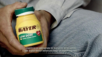 Bayer TV Spot, 'Invincible: Heart Attack' - Thumbnail 6