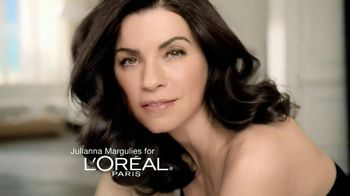L'Oreal Excellence Creme Black Richesse TV Spot, 'Indulge' Feat. Julianna Margulies