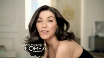 L'Oreal Excellence Creme Black Richesse TV Spot, 'Indulge' Feat. Julianna Margulies - Thumbnail 1