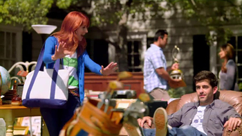 Wendy's Baconator TV Spot, 'Yard Sale' - 617 commercial airings