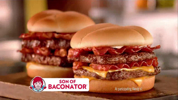 Wendy's Baconator TV Spot, 'Yard Sale' - Thumbnail 8